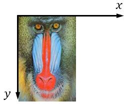 画像処理 アフィン変換