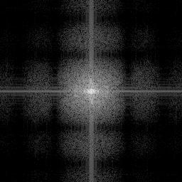 5×5移動平均フィルタ_フーリエ変換
