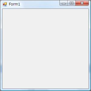C++/CLIプログラムの実行