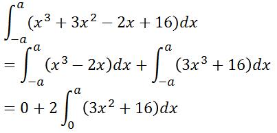 偶関数・奇関数