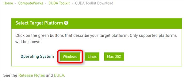 CUDA6.1 download install
