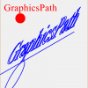 【C#】GraphicsPathの描画