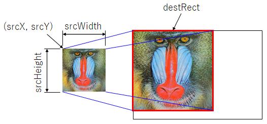 C# 画像の座標系