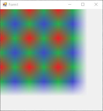 C# Bitmap画像の拡大縮小