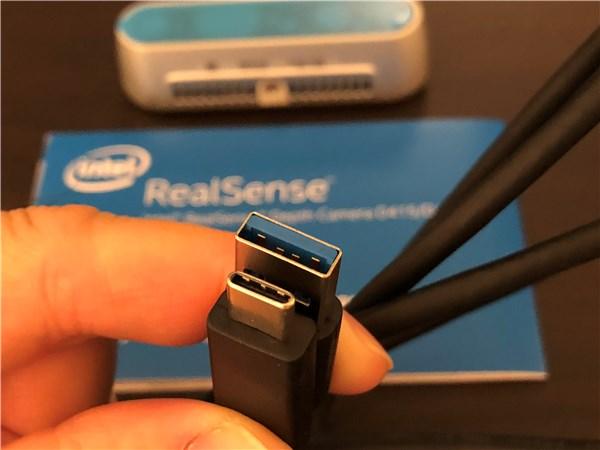 Intel RealSense D435