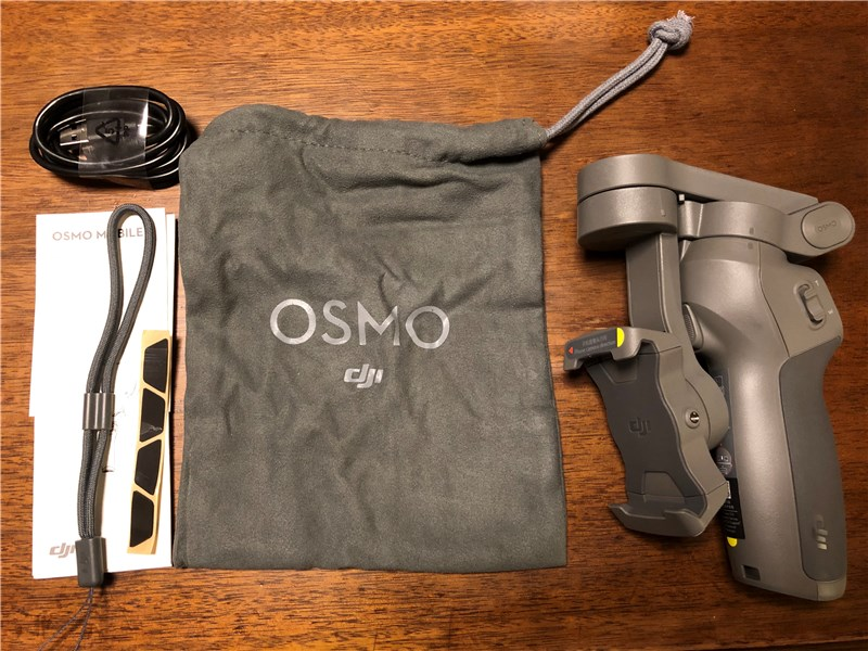 Osmo Moble 3 レビュー