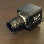 ELP ソニー800万画素センサ搭載の激安USBカメラ購入