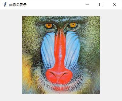 tkinter Canvasに画像を表示する