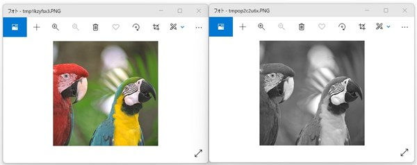Python Pillow(PIL) 画像ファイルを開く,保存する